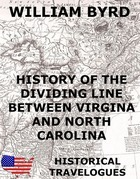 History of the Dividing Line Between Virginia And North Carolina