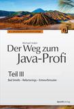 Der Weg zum Java-Profi - Teil III