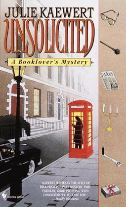 Unsolicited: A Booklover's Mystery