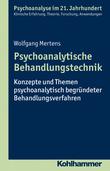 Psychoanalytische Behandlungstechnik