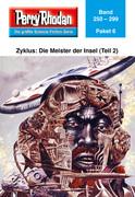 Perry Rhodan-Paket 6: Die Meister der Insel (Teil 2)