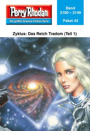 Perry Rhodan-Paket 43: Das Reich Tradom (Teil 1)