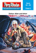 Perry Rhodan-Paket 2: Atlan und Arkon