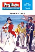 Perry Rhodan-Paket 7: M 87 (Teil 1)