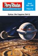 Perry Rhodan-Paket 10: Die Cappins (Teil 2)