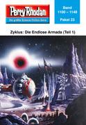 Perry Rhodan-Paket 23: Die Endlose Armada (Teil 1)