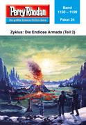 Perry Rhodan-Paket 24: Die Endlose Armada (Teil 2)