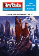 Perry Rhodan-Paket 26: Chronofossilien - Vironauten (Teil 2)