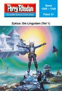 Perry Rhodan-Paket 31: Die Linguiden (Teil 1)