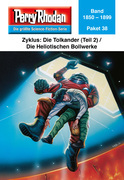 Perry Rhodan-Paket 38: Die Tolkander (Teil 2) / Die Heliotischen Bollwerke