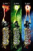 Skulduggery Pleasant: Band 4-6 als Bundle inkl. eShort