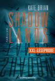 XXL-Leseprobe: Shadowlands