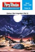 Perry Rhodan-Paket 32: Die Linguiden (Teil 2)