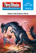 Perry Rhodan-Paket 30: Die Cantaro (Teil 2)