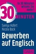 Svenja Hofert - 30 Minuten Bewerben auf Englisch