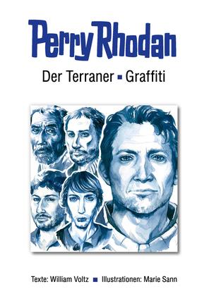 Der Terraner / Graffiti