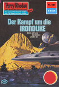 Perry Rhodan 823: Der Kampf um die IRONDUKE (Heftroman)