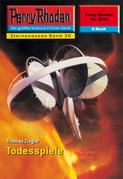 Perry Rhodan 2235: Todesspiele (Heftroman)