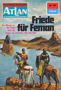 Atlan 107: Friede für Feman (Heftroman)