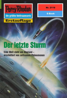 Perry Rhodan 2119: Der letzte Sturm