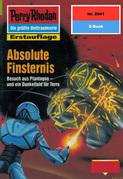 Perry Rhodan 2041: Absolute Finsternis (Heftroman)