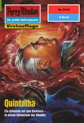 Perry Rhodan 2118: Quintatha