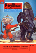 Perry Rhodan 229: Feind aus fremder Galaxis (Heftroman)