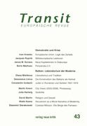 Transit 43. Europäische Revue