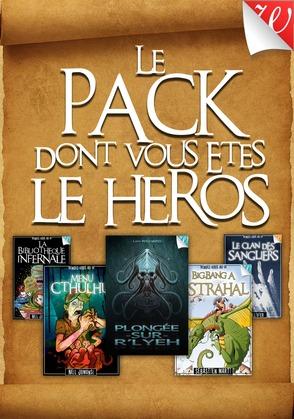 Le Pack dont vous êtes le Héros