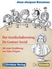 Der Gesellschaftsvertrag / Du Contract Social