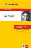 Klett Lektürehilfen - Franz Kafka, Der Proceß