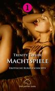 Machtspiele | Erotische Kurzgeschichte