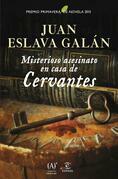 Misterioso asesinato en casa de Cervantes