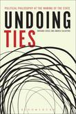 Undoing Ties: Political Philosophy at the Waning of the State
