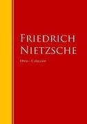 Obras - Colección de Friedrich Nietzsche