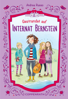 Internat Bernstein - Band 1