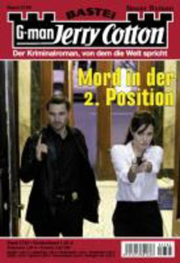 Jerry Cotton - 2785 - Mord in der 2. position
