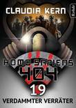 Homo Sapiens 404 Band 19: Verdammter Verräter