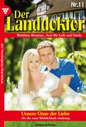 Der Landdoktor 11 - Heimatroman