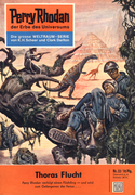 Perry Rhodan 22: Thoras Flucht (Heftroman)