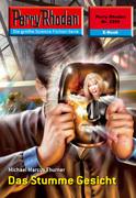 Perry Rhodan 2359: Das Stumme Gesicht (Heftroman)