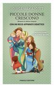 Louisa May Alcott - Piccole donne crescono