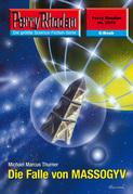 Perry Rhodan 2570: Die Falle von MASSOGYV (Heftroman)