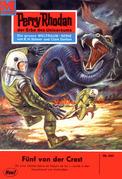 Perry Rhodan 241: Fünf von der CREST (Heftroman)