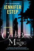 Jennifer Estep - Cold Burn of Magic