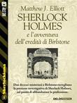Sherlock Holmes e l'avventura dell'eredità di Birlstone