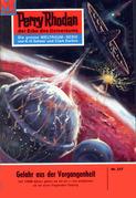 Perry Rhodan 217: Gefahr aus der Vergangenheit (Heftroman)