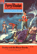 Perry Rhodan 184: Gucky und die Blaue Garde (Heftroman)