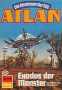 Atlan 519: Exodus der Monster (Heftroman)