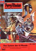 Perry Rhodan 397: Das System der 13 Monde (Heftroman)